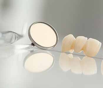Dr. Palmer on cosmetic dentistry Patients discover zirconia dental bridges in Greenville, SC