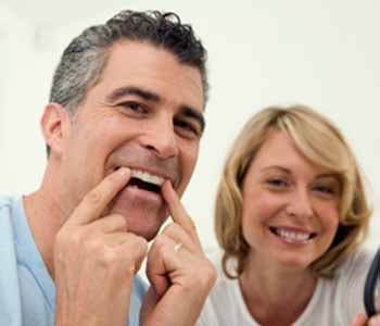 Dr palmer discusses the benefits of dental implants