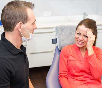 Dr. Palmer on Holistic Dentistry Visit a dentist in the Greenville, SC area for specialist attention to TMJ concerns