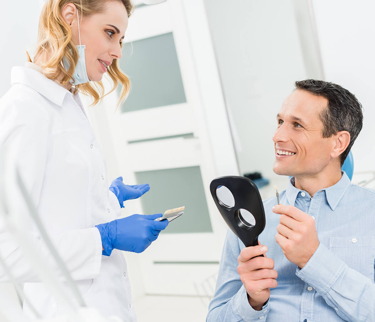 Holistic Dentist with Mercury Removal at Palmer Distinctive Dentistry in Greenville Area