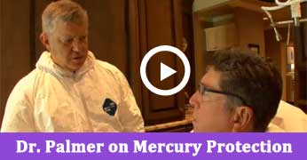 Dentist Greenville - Dr. Palmer on Mercury Protection Video