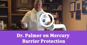 Dentist Greenville - Dr. Palmer on Mercury Barrier Protection Video
