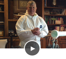 Safe Amalgam Filling Removal Greenville SC - Dr. Palmer on Mercury Barrier Protection