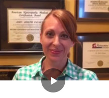 Find a Biological Dentist Greenville SC - Patient Testimonial on Ozone Therapy Video